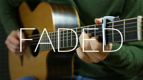 alan walker guitar hero alan walker faded fingerstyle guitar cover youtube