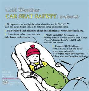 Cold weather car seat safety tips you need to know now image the