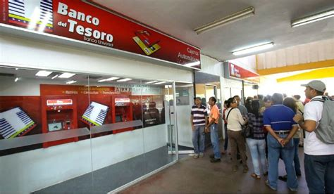 banco tesoro banco del tesoro extender 225 horario para atender a pensionados