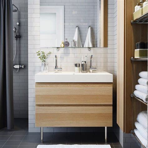 brighten up your bathroom light cabinets like this
