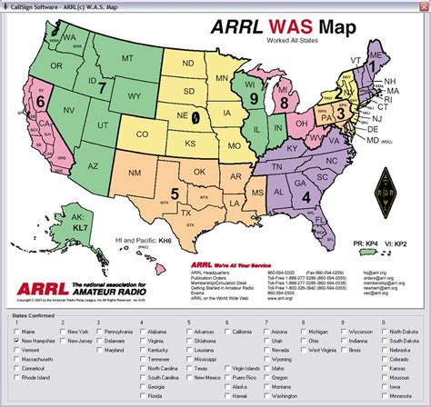 arrl section map 301 moved permanently
