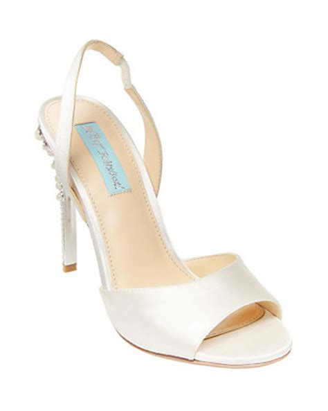 discount wedding shoes bridal shoes sale betsey johnson