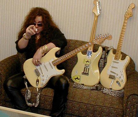 Fender Yngwie Malmsteen P yngwie malmsteen fender stratocaster bought from a custom