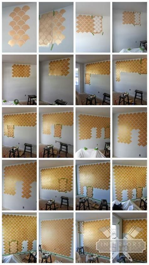 gold accent wall the world s catalog of ideas