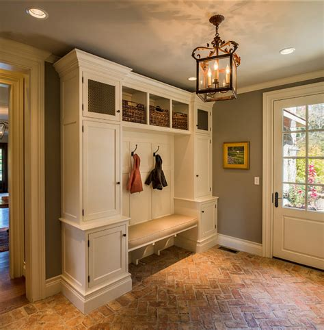 mudroom floor ideas traditional home with timeless interiors home bunch