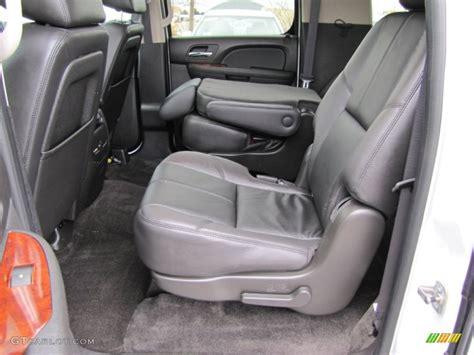 rear seats for suburban 2011 chevrolet suburban 2500 lt 4x4 rear seat photo