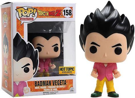 Funko Pop Badman Vegeta Z funko pop z badman vegeta figure exclusive