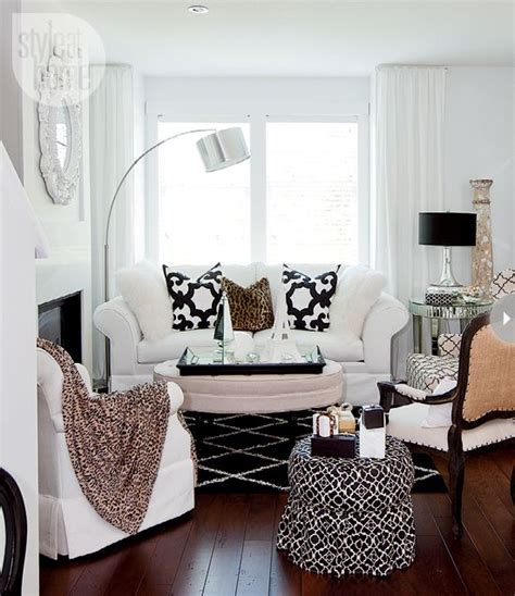 glam living room interior pretty parisian get the look furniture and white pillows