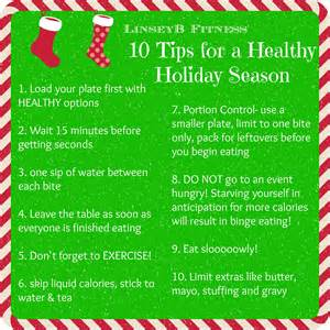 10 tips for a healthy holiday season linseybfitness