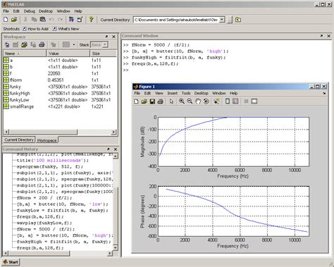 high pass filter matlab code image processing matlab lecture 10