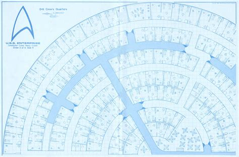 star trek enterprise floor plans cygnus xnetlinkslcarsblueprintsenterprise deck plans sheet