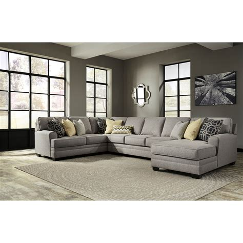 contemporary sectionals with chaise contemporary 4 sectional with chaise armless sofa