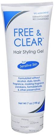 styling gel zonder alcohol 1000 images about scent free hair care on pinterest