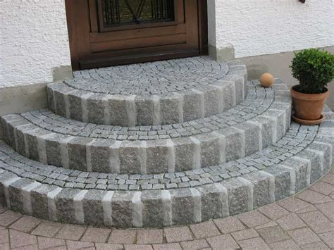 treppe zum hauseingang hauseingang homepage galabau meitinger 86637