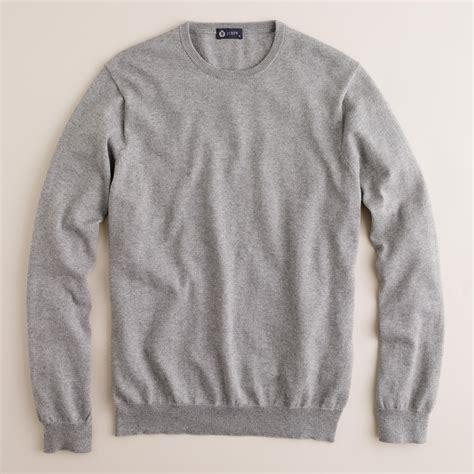 Grey Letters Sweater Size Sml j crew cotton crewneck sweater gray cardigan