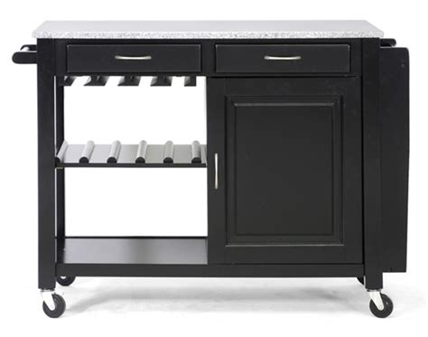 modern kitchen island carts