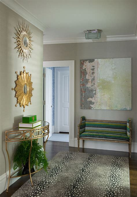 foyer nook foyer nook with leaded glass window and half moon table