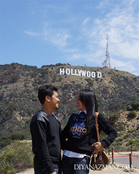 hollywood sign visit best place to see hollywood sign diyanazman