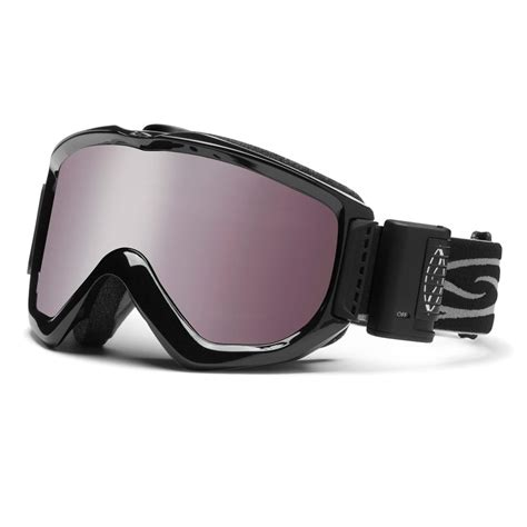 Smith Knowledge Otg Turbo Fan Goggles Adults Glenn
