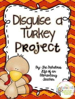 1000 ideas about turkey in disguise on pinterest
