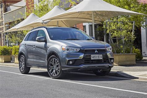 mitsubishi asx 2017 2017 mitsubishi asx now on sale in australia from 25 000