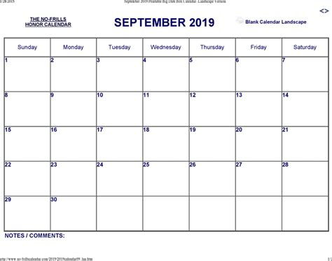 free printable yearly calendar with boxes download september 2019 calendar 3 for free tidyform