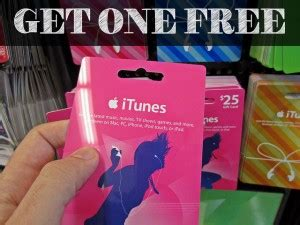 Sign Up And Get Free Gift Card - free itunes gift cards at 12am eastern julie s freebies