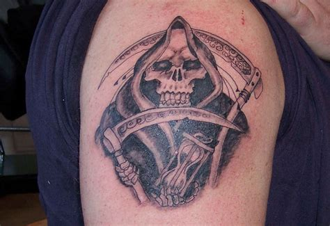 tattoo grim reaper 194 powerful grim reaper tattoos creativefan