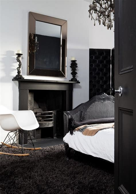 bedroom carpeting create drama with black carpets and rugs
