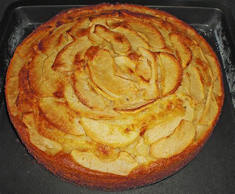 schnell und einfacher kuchen apfelkuchen schnell und einfach rezept mit bild