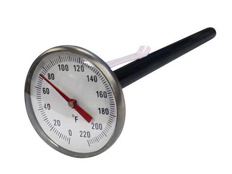 Termometer Analog refrigeration air conditioning devotra