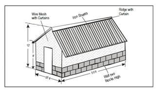 House Dimensions Poultry Farming In Kenya Chicken Farming In Kenya