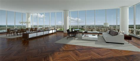 New York New York Rooms by 7 Most Expensive Penthouses In The U S