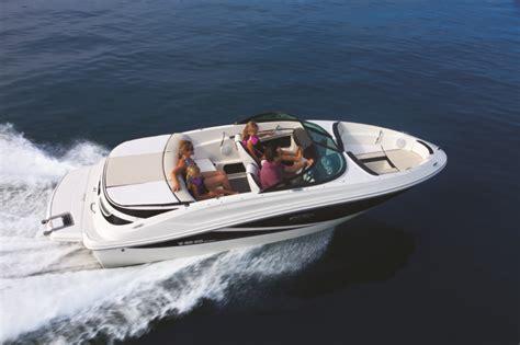 sea ray boats bowrider sea ray 190 bowrider boatmags