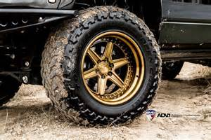 Truck Gold Wheels 2014 Ford F 150 Raptor On Adv 1 Wheels Autoevolution