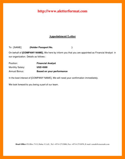 appointment letter for junior in up 11 simple joining letter format legacy builder coaching