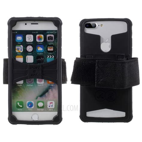 Sport Armband Smartphone 5 5 8 Inch Black universal silicone sports armband for compareimports