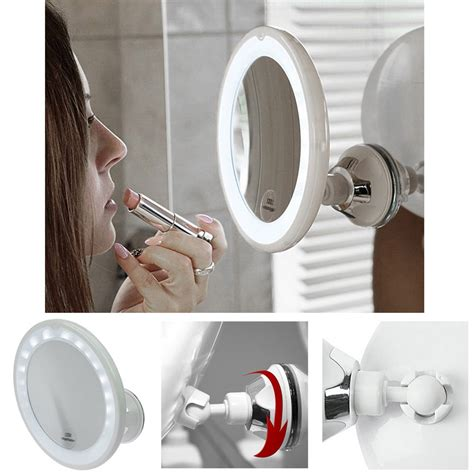 Kosmetikspiegel Mit Beleuchtung 10 Fach by Kosmetikexpertin De Kosmetex Spiegel Mit 10 Fach