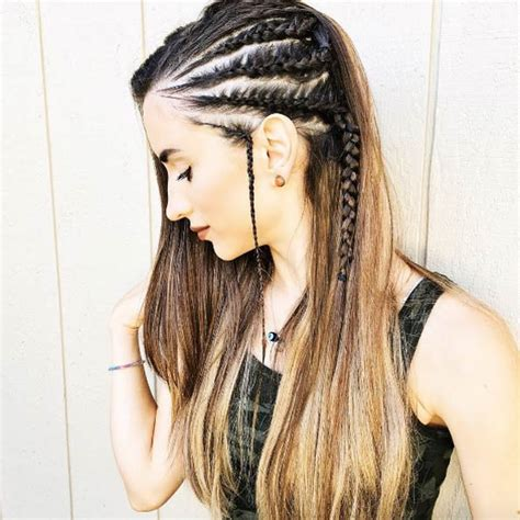cornrow hairstyles half head 60 boxer braid hairstyles for your sporty side style skinner