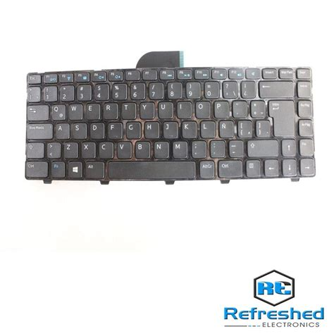 Keyboard Dell Inspiron 3421 genuine dell inspiron 14 3421 laptop keyboard f0xrv 0f0xrv computer parts laptop