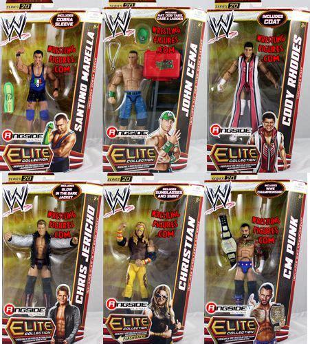 Large Scale Cara Figure elite 20 pics moc wrestlingfigs figure