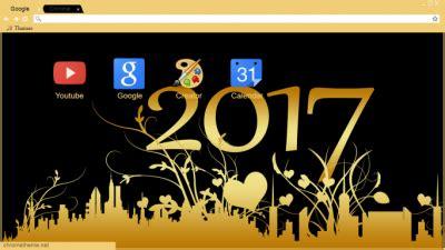 themes google chrome happy new year themebeta google chrome themes and theme creator