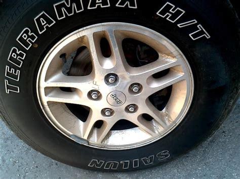 99 Jeep Wheels 99 00 Jeep Grand Wheel 16x7 Aluminum 5 Large