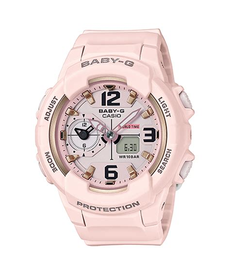 Baby G Bga 182 bga 230sc 4b standard analog digital baby g timepieces casio