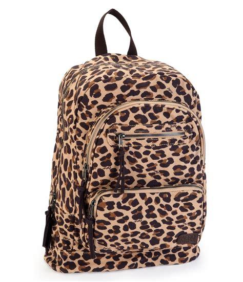 Leopard Print Backpack leopard print backpack cheetah leopard power