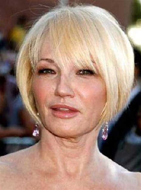 photos of short haircuts for women over 60 wide neck 15 best short hair styles for women over 60 short
