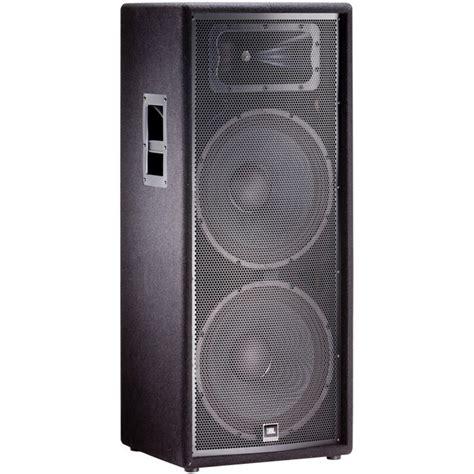 Box Speaker Jbl jbl jrx225 dual 15 quot two way passive pa speaker box