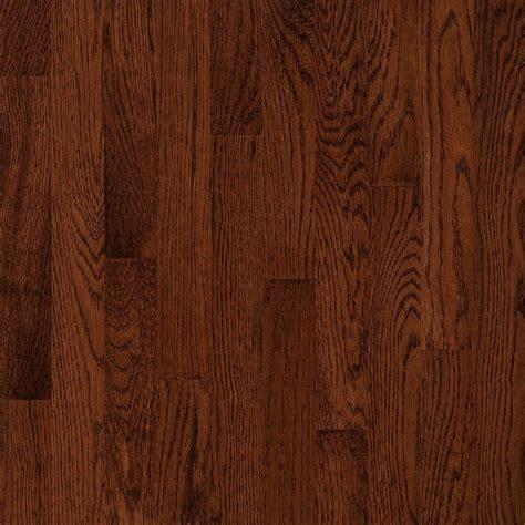 bruce american originals deep russet white oak 3 4 in t x 3 1 4 in w x random l solid hardwood