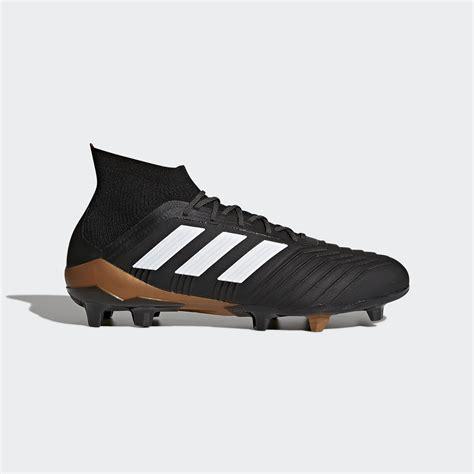 Adidas Footbal Predator 18 1 Fg adidas predator 18 1 fg black ftwr white solar
