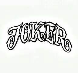 joker tattoo font the jokers stomach tattoo suicide squad movie tv show